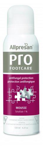 Allpresan PRO Footcare Foam (anti-fungal) 125ml