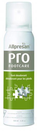 Allpresan PRO Foot Deodorant Spray  100ml