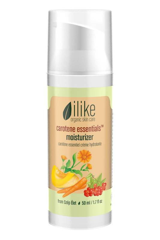 Carotene Essentials Rich Moisturizer 1.7oz by Ilike Organic Skin Care