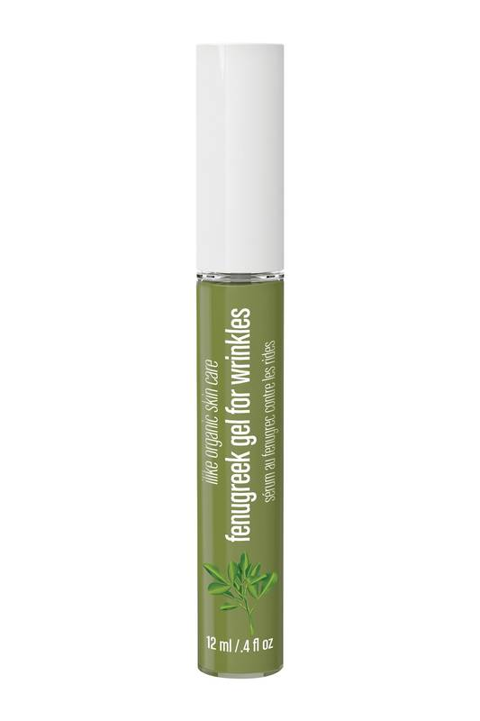 Fenugreek Gel for Wrinkles 0.4oz by Ilike Organic Skin Care
