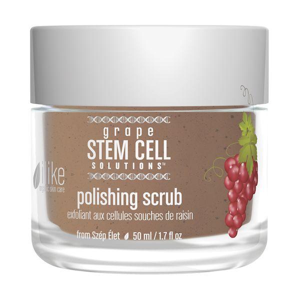 Grape Stem Cell Solutions Polishing Scrub by Ilike Organic Skin Care