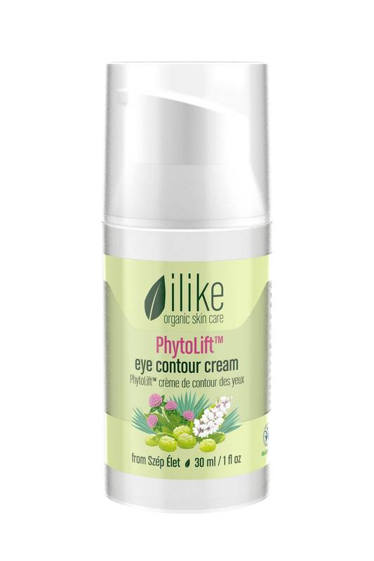 PhytoLiftTM Eye Contour Cream by Ilike Organic Skin Care