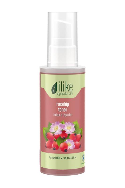 Rosehip Toner  by Ilike Organic Skin Care