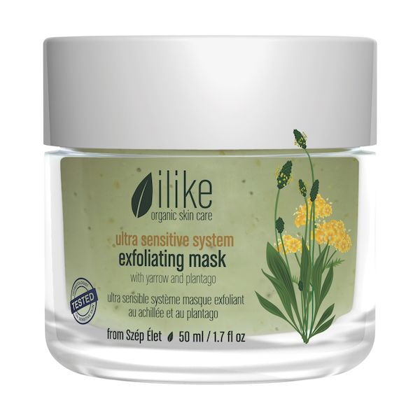 Ultra Sensitive System Exfoliating Mask by Ilike Organic Skin Care 50ml