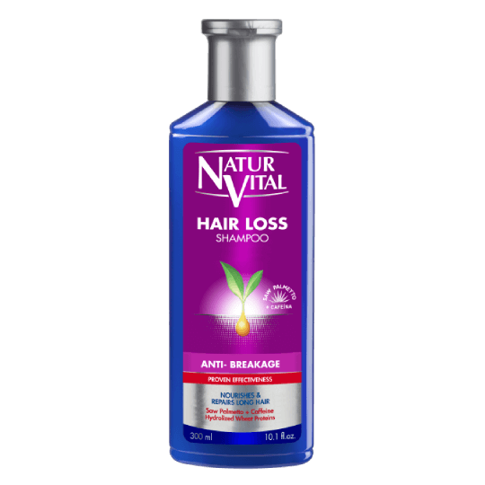 Hair Loss Shampoo 300ml by Natur Vital
