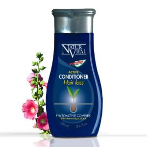 Hair Loss Conditioner 250ml by Natur Vital
