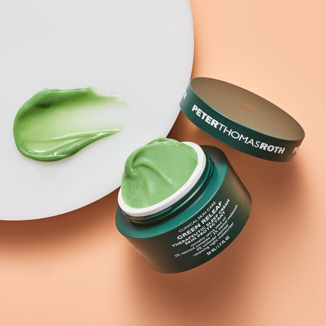 Green Releaf Therapeutic Sleep Cream Skin Protectant by Peter Thomas Roth