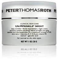 Un-Wrinkle Night Cream 28g by Peter Thomas Roth