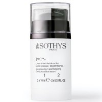 [W]+ DOUBLE ACTION SERUM 2x15ml by Sothys